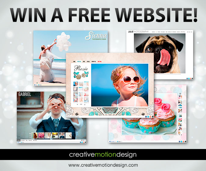 Free website giveaway