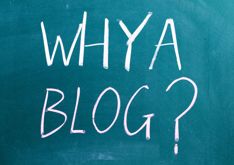 why-a-blog